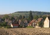 Puzzle Puzzle Village en Bourgogne