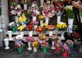 Puzzle gratuit marche aux fleurs