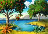 Puzzle Puzzles paysage