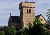 Puzzle Eglise de Martrin en Aveyron