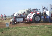 Puzzle Tracteur Pulling