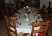 table de fete