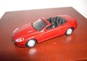 Puzzle Aston Martin DB9 cab