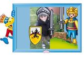Puzzle chevalier romain