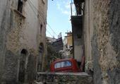 Puzzle village de mon enfance in abruzzo