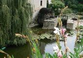 Puzzle  Moulin à eau