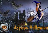 Puzzle joyeux halloween