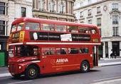 Puzzle en ligne bus anglais