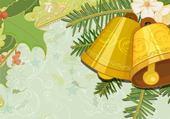 Puzzle decorations nöel
