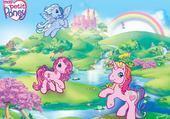 Puzzle Petit poney