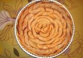 Puzzles tarte aux pommes, miam miam !!