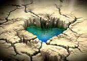 Puzzle cratere d'amour
