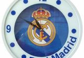 Jeu puzzle real madrid clock
