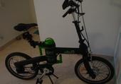 Puzzle mon vélo