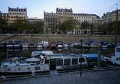 Puzzle Puzzles Port de l'Arsenal à Paris