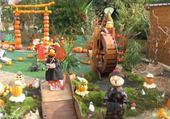 Puzzle jardin Japonais