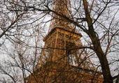 Puzzle en ligne la tour Eiffel