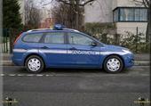 Puzzle Puzzle en ligne gendarme