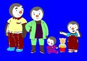 family tchoupi