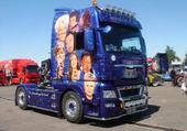 Jeux de puzzle : camion
