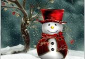 Puzzle en ligne joyeuses fêtes