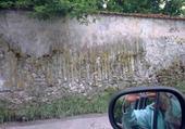 Puzzles Un mur, de la pluie, du temps