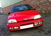 Puzzle fiesta rs turbo
