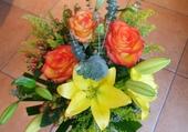 Puzzle bouquet