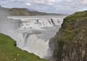 Puzzle Chute de Gullfoss en Islande
