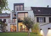 Puzzle gratuit maison contemporaine