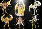 Puzzle armure divine