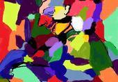 Puzzle Puzzle peinture