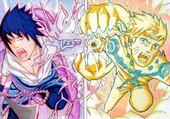 Puzzle en ligne Final Battle of Saga Naruto