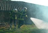 Puzzle Sapeurs Pompiers