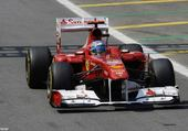 Puzzle ferrari F1 2011