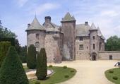 Jeux de puzzle : Chateau de Cordes