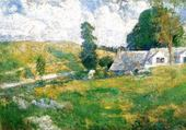 Puzzle paysage - John Henry Twatchman