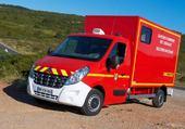 Puzzles Renault master 2010 pompier