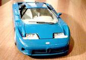Puzzles Bugatti EB 110