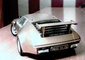 Puzzle Alpine A 310 V6 Calberson