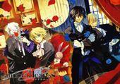 Jeux de puzzle : Pandora Hearts