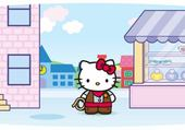 Puzzle Puzzle hello kitty wstern