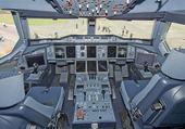 Poste de pilotage Airbus