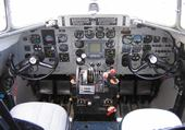 Poste de pilotage DC3