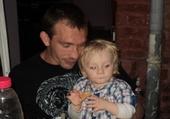 Puzzle aaron avec papa