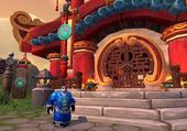 Puzzle WoW - Mists of pandaria - 01