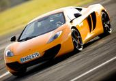 Jeu puzzle Mc Laren MP4-12C GT3