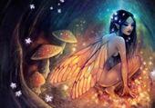 Jeux de puzzle : Les ailes de l'elfe
