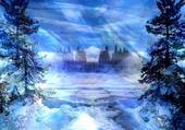 Paysage d'hiver