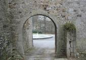 Puzzle en ligne entrée de chateau